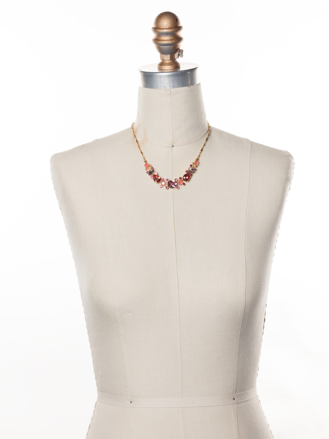 Laurel Statement Necklace - NDS49BGBGA