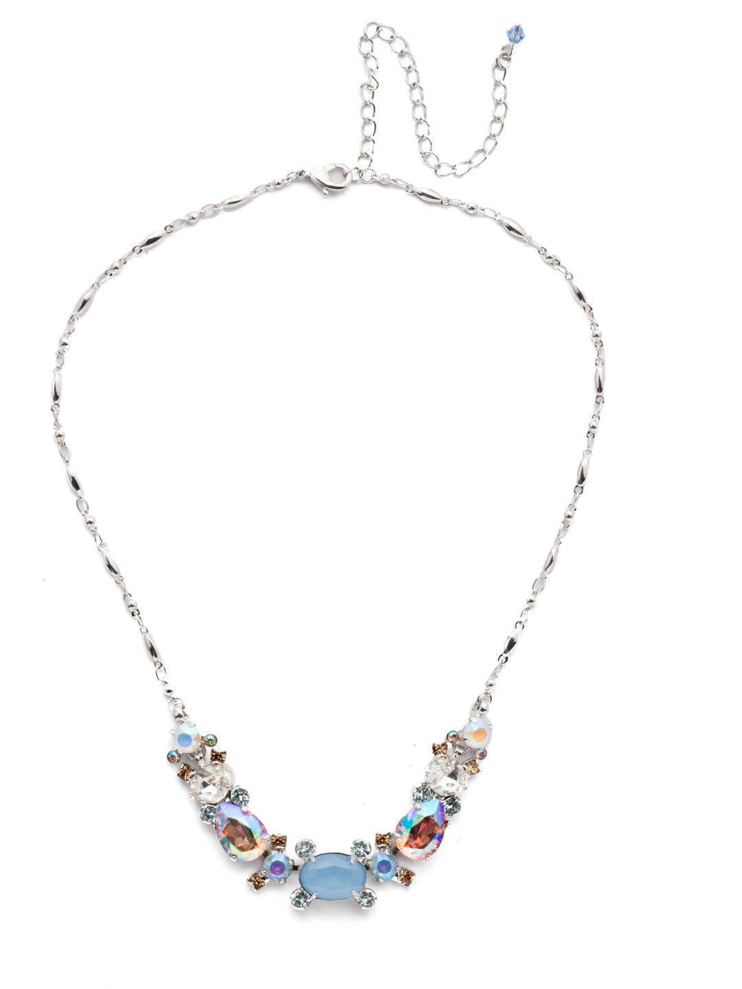 Laurel Statement Necklace - NDS49RHNTB