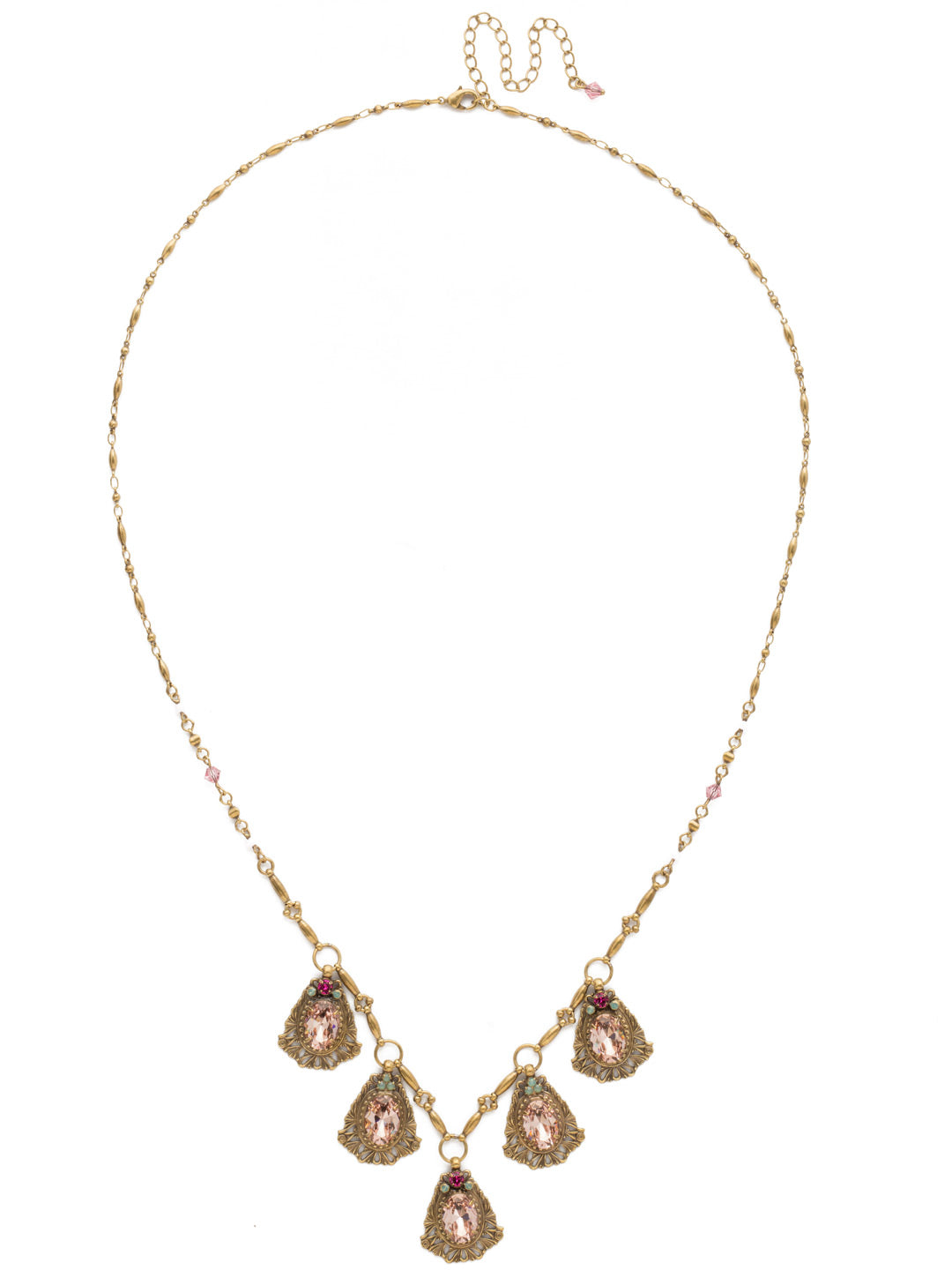 Aconitum Necklace - NDS4AGRS