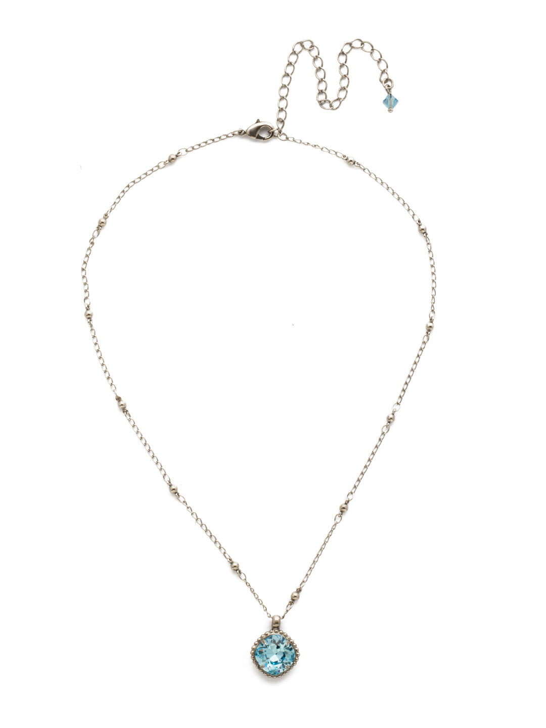 Cushion-Cut Pendant Necklace - NDS50ASAQU