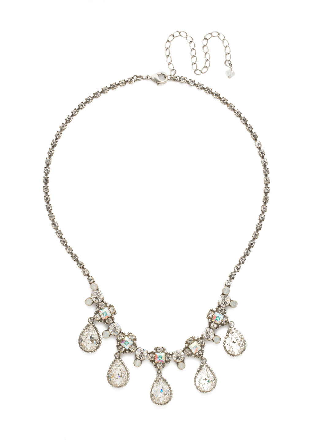 Posey Statement Necklace - NDT5ASWBR
