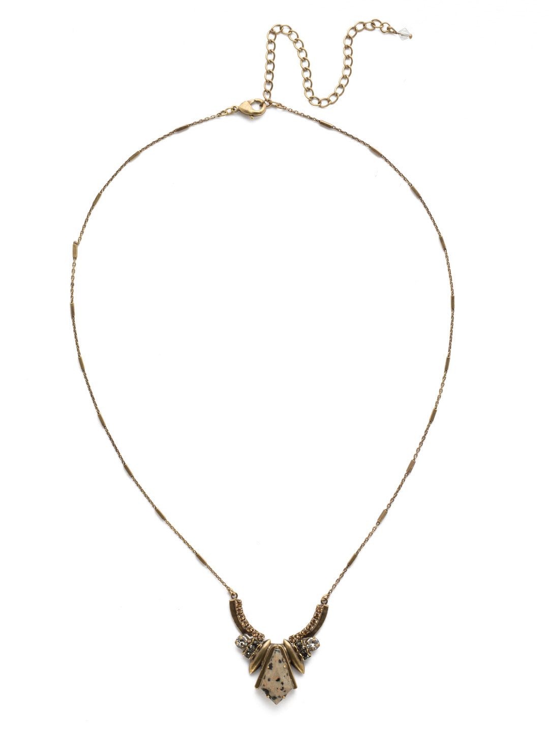 Perfect Symmetry Necklace - NDW5AGNEL