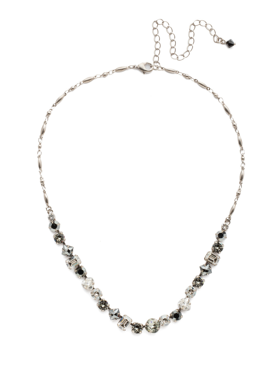Papaver Tennis Necklace - NDX14ASCRO