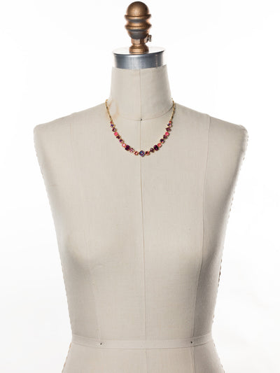 Papaver Tennis Necklace - NDX14BGBGA