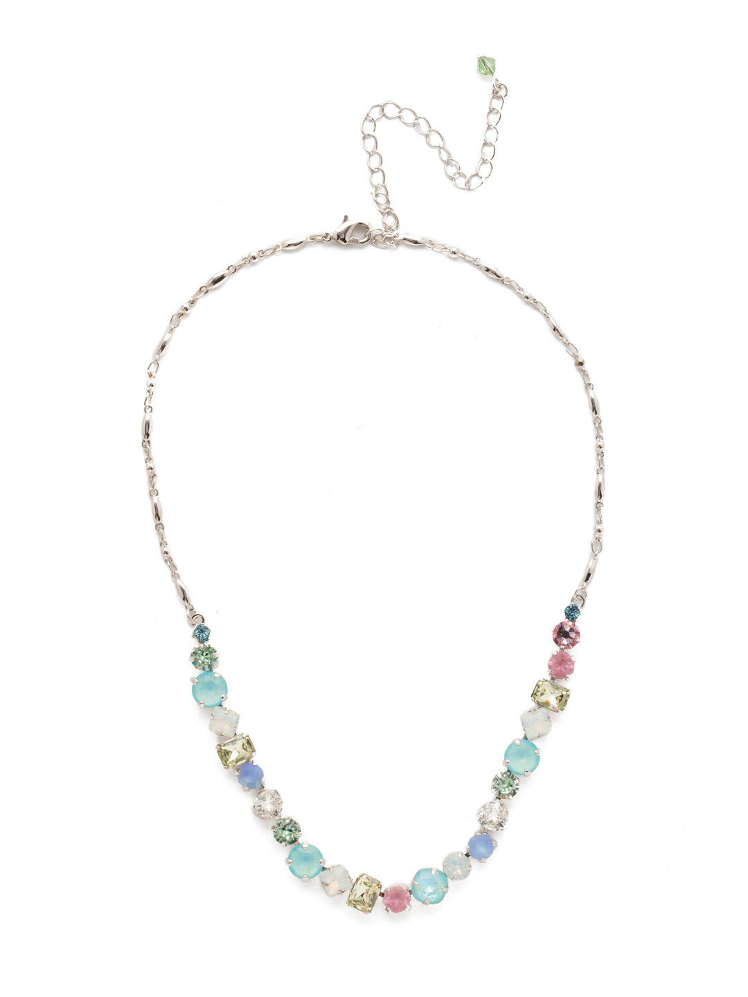 Papaver Tennis Necklace - NDX14RHSSU