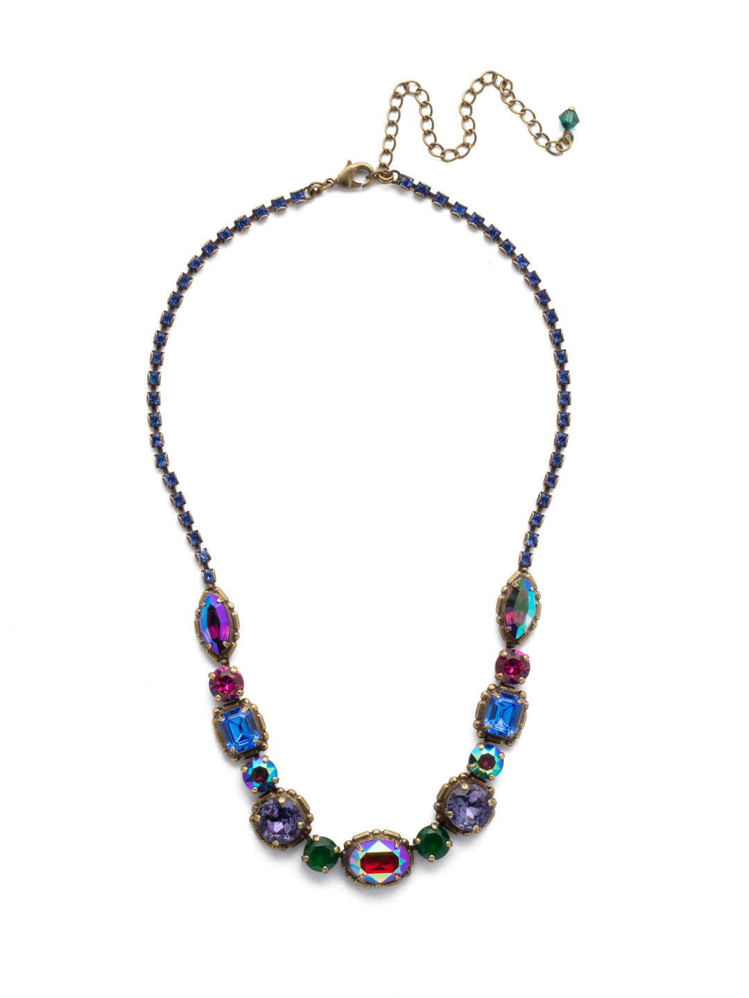 Cardoon Statement Necklace - NDX7AGGOT