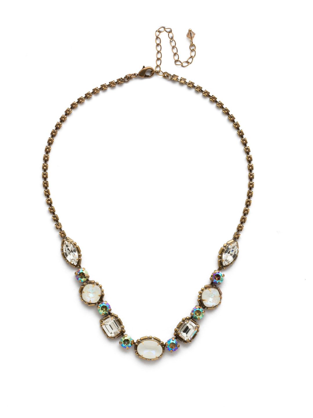 Cardoon Tennis Necklace - NDX7AGROB