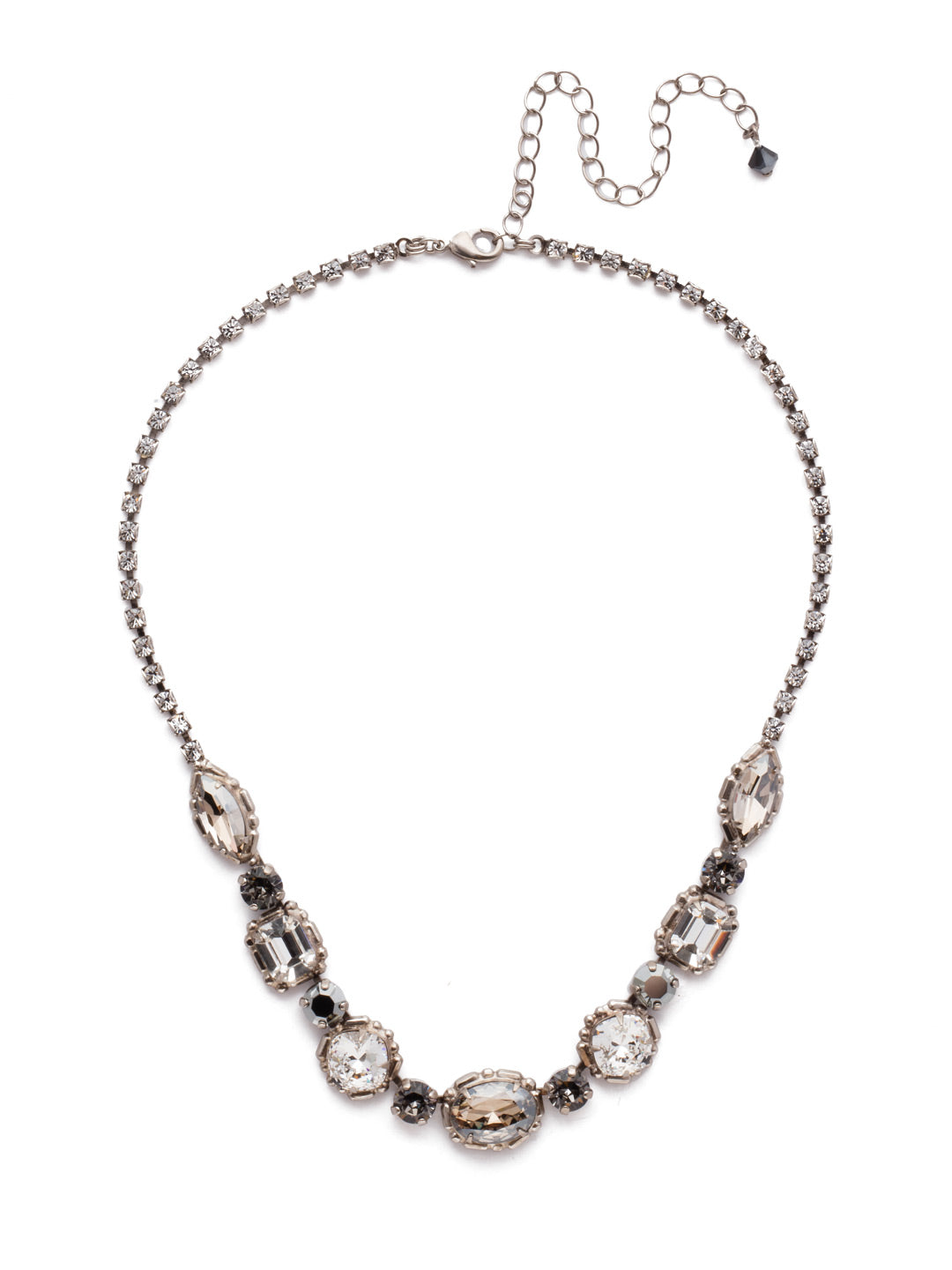 Cardoon Statement Necklace - NDX7ASCRO