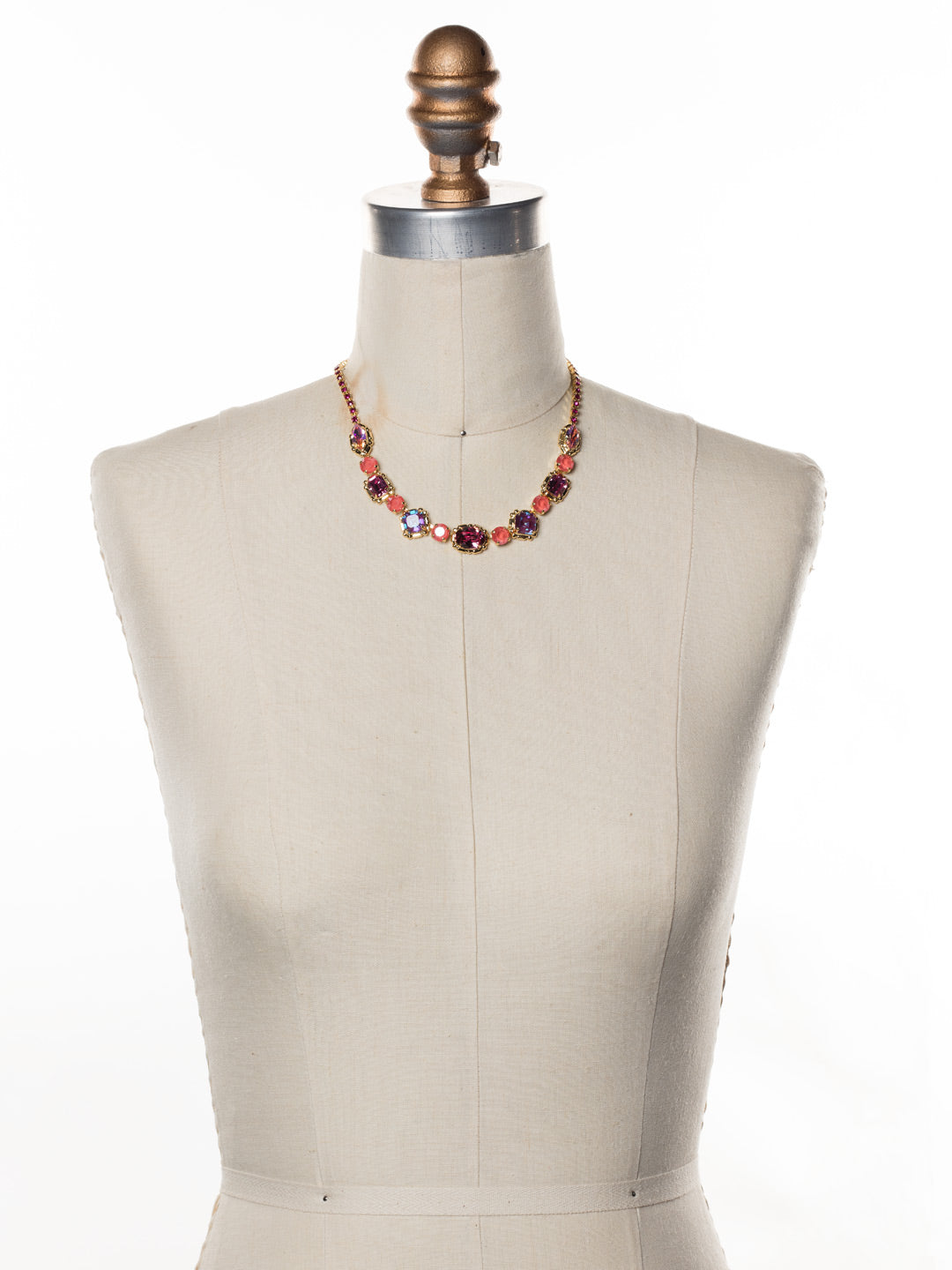 Cardoon Tennis Necklace - NDX7BGBGA