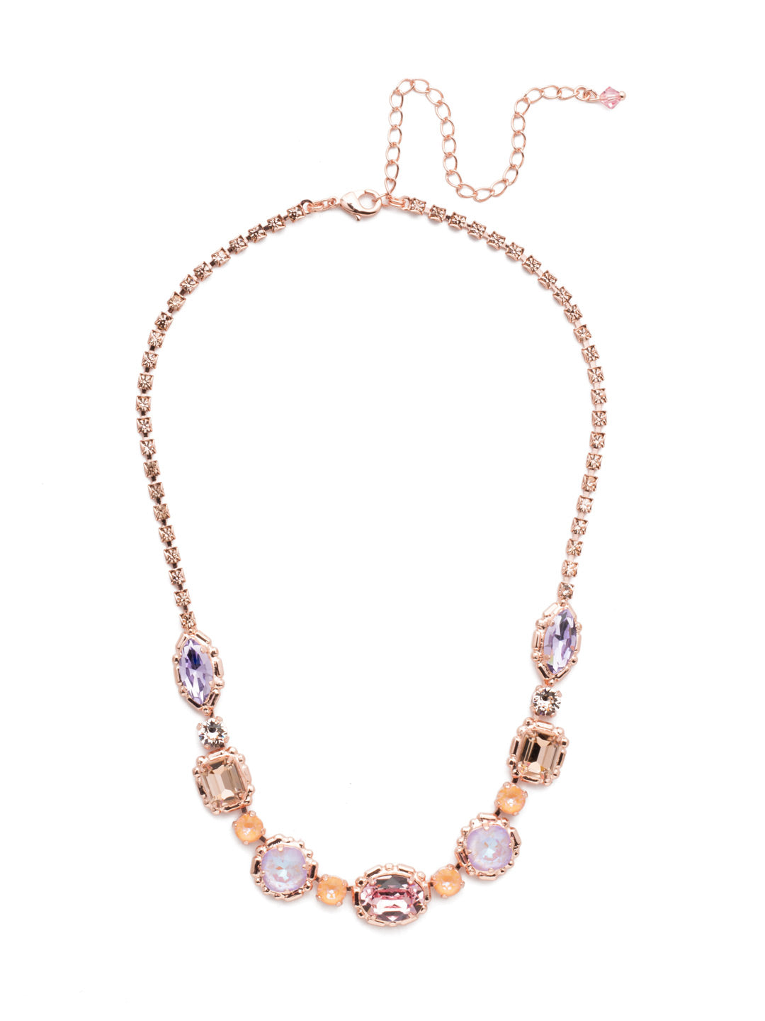Cardoon Tennis Necklace - NDX7RGLVP