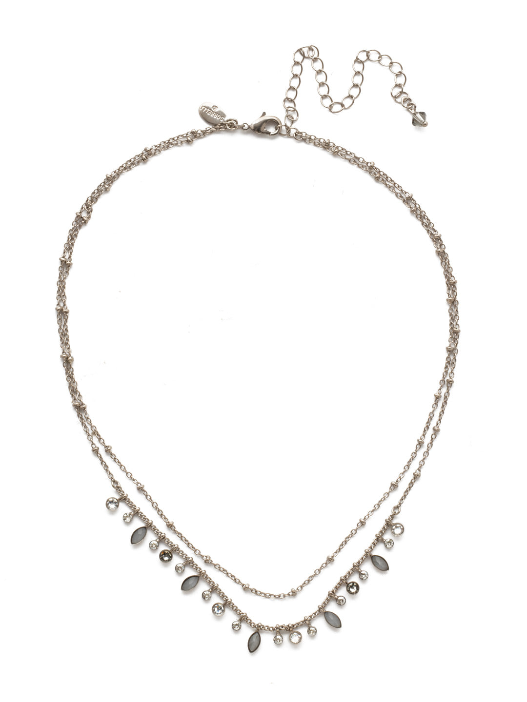 Rina Delicate Layered Necklace - NDY10ASSTC