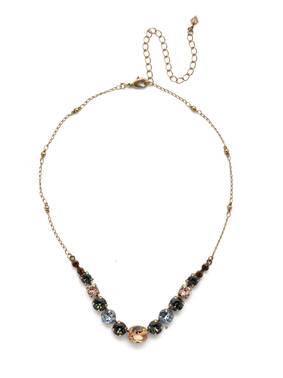 Jules Tennis Necklace - NDZ45AGSDE