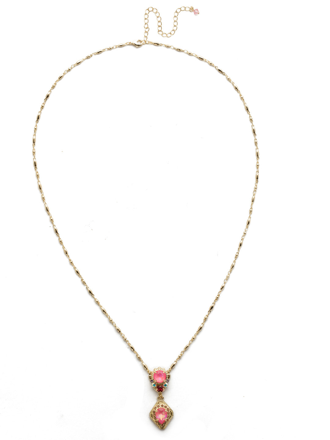 Giulia Pendant Necklace - NEA21BGISS
