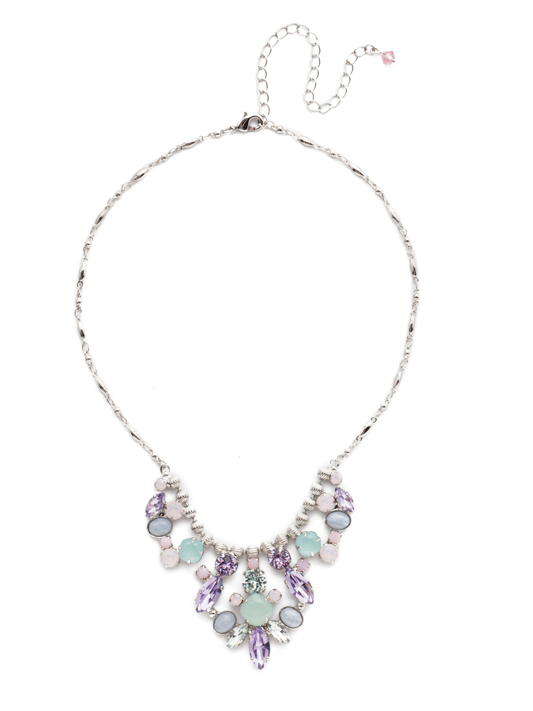 Sicily Statement Necklace - NEA23RHTUL