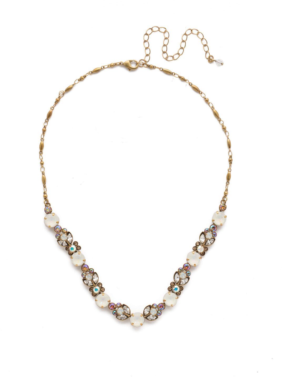 Terina Tennis Necklace - NEA2AGROB