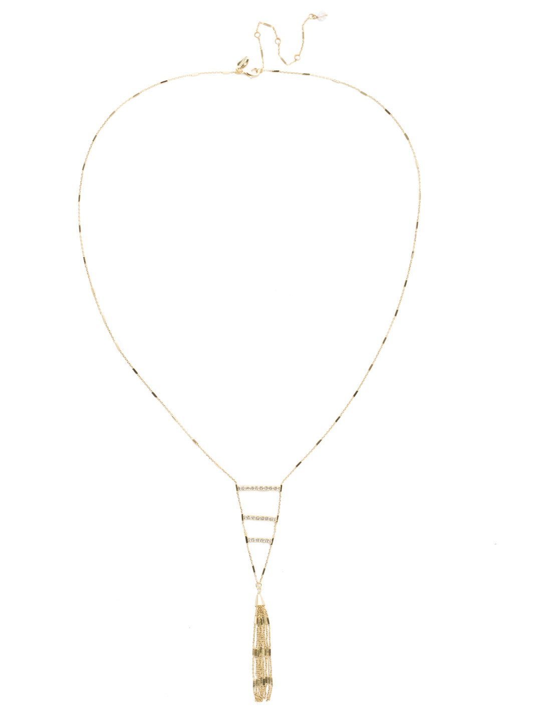 Giacinta Long-Strand Necklace - NEA30BGPLP