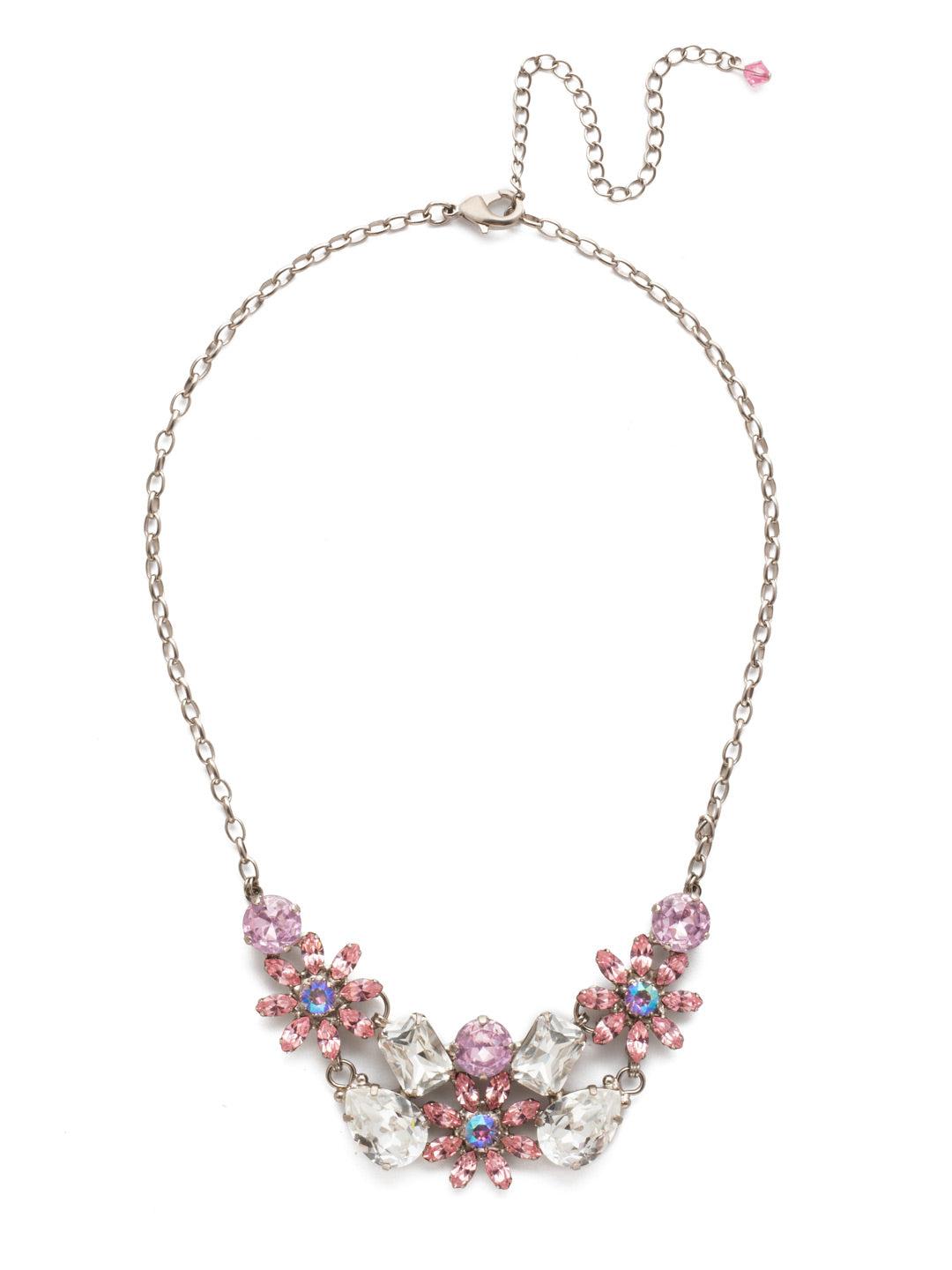 Alessia Statement Necklace - NEA46ASMP
