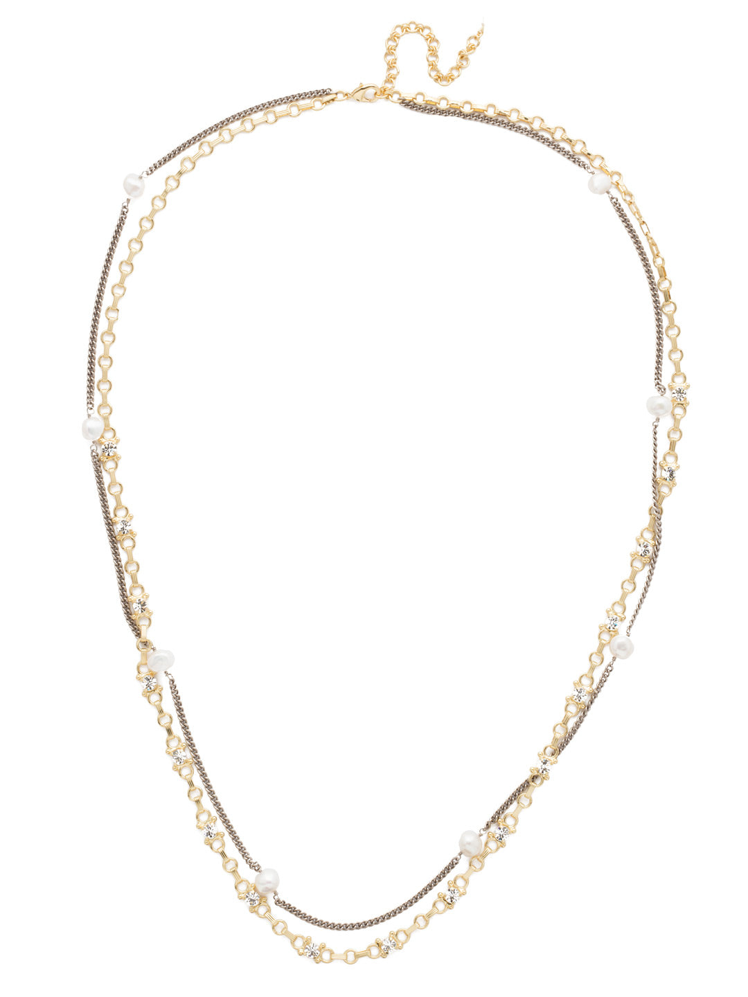Emery Layered Necklace - NEB11MXMDP