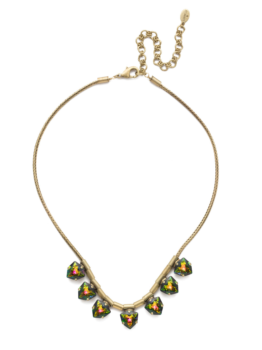 Stella Statement Necklace - NEB14AGIRB