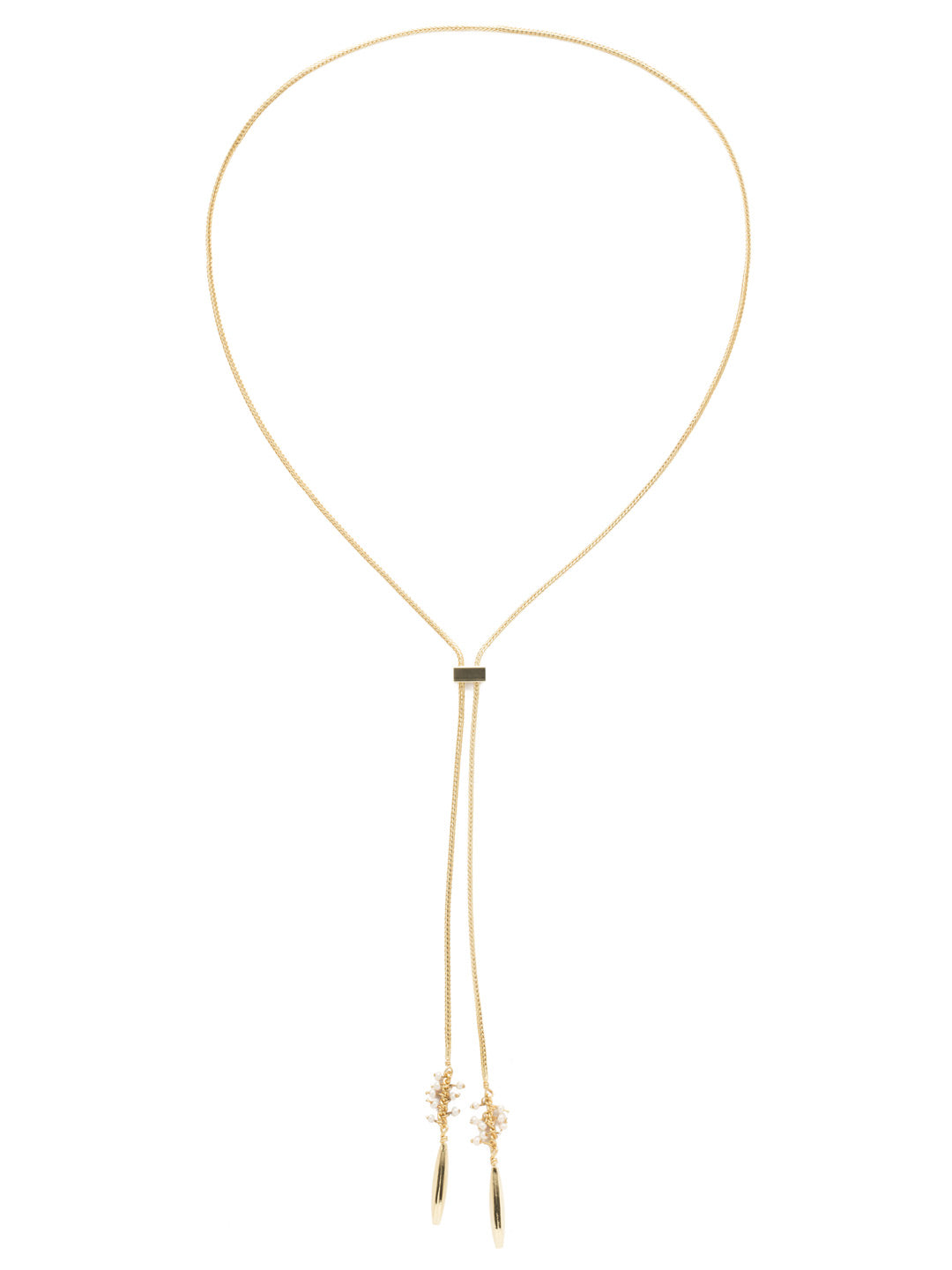Vanessa Lariat Necklace - NEB49BGMDP