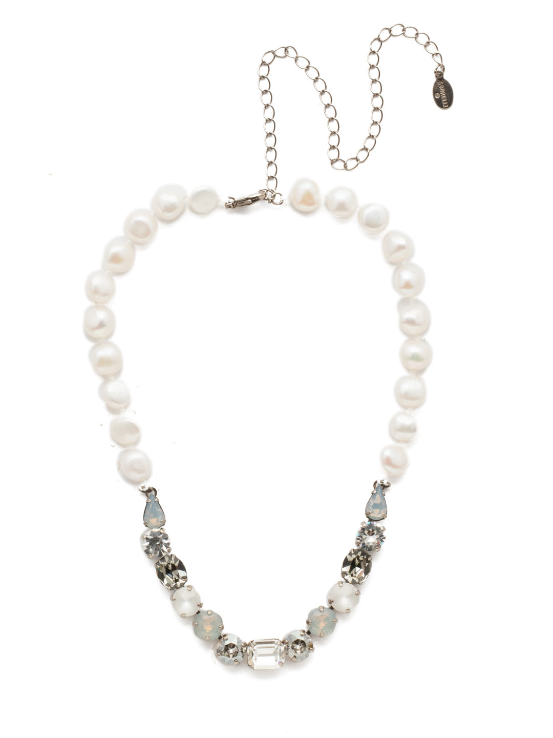 Cadenza Tennis Necklace - NEC14ASSTC