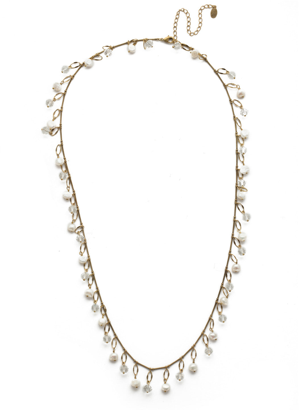 Milana Statement Necklace - NEC3AGROB