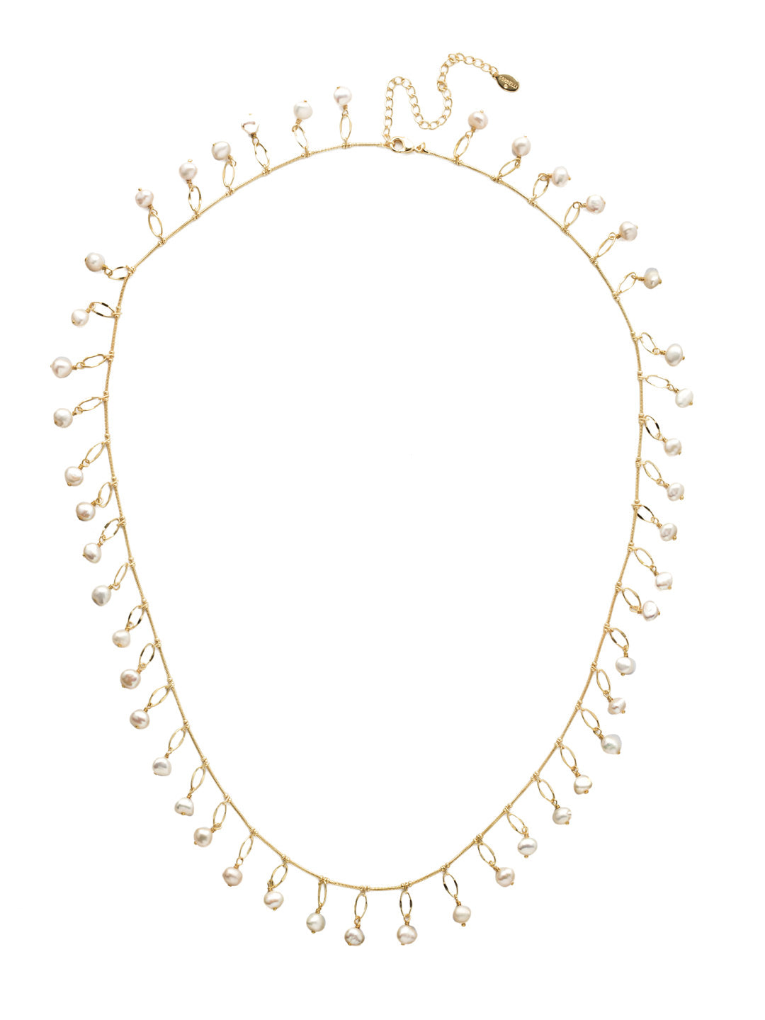 Milana Long Necklace - NEC3BGPLP