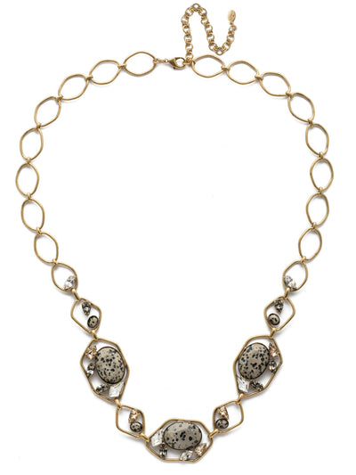 Presley Long Strand Necklace - NEE24AGNEL