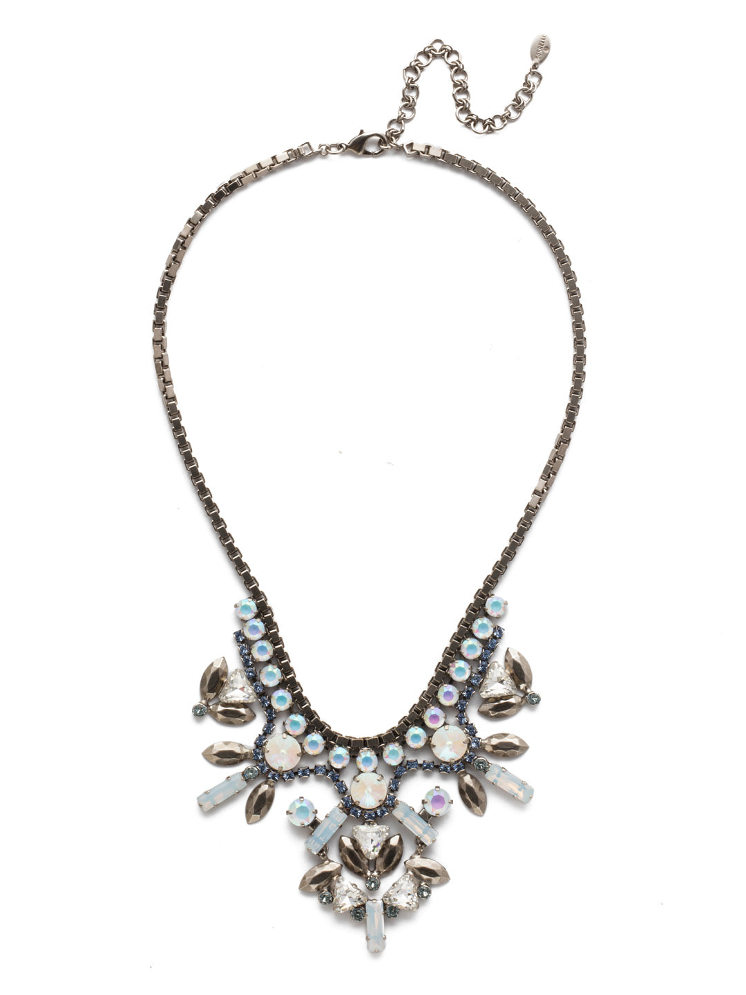 Jeyne Bib Necklace - NEF13ASGLC