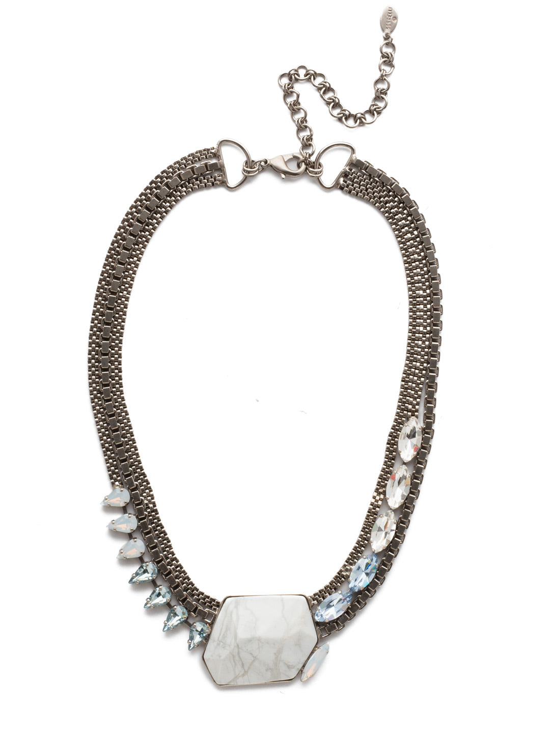 Brynden Classic Necklace - NEF15ASGLC