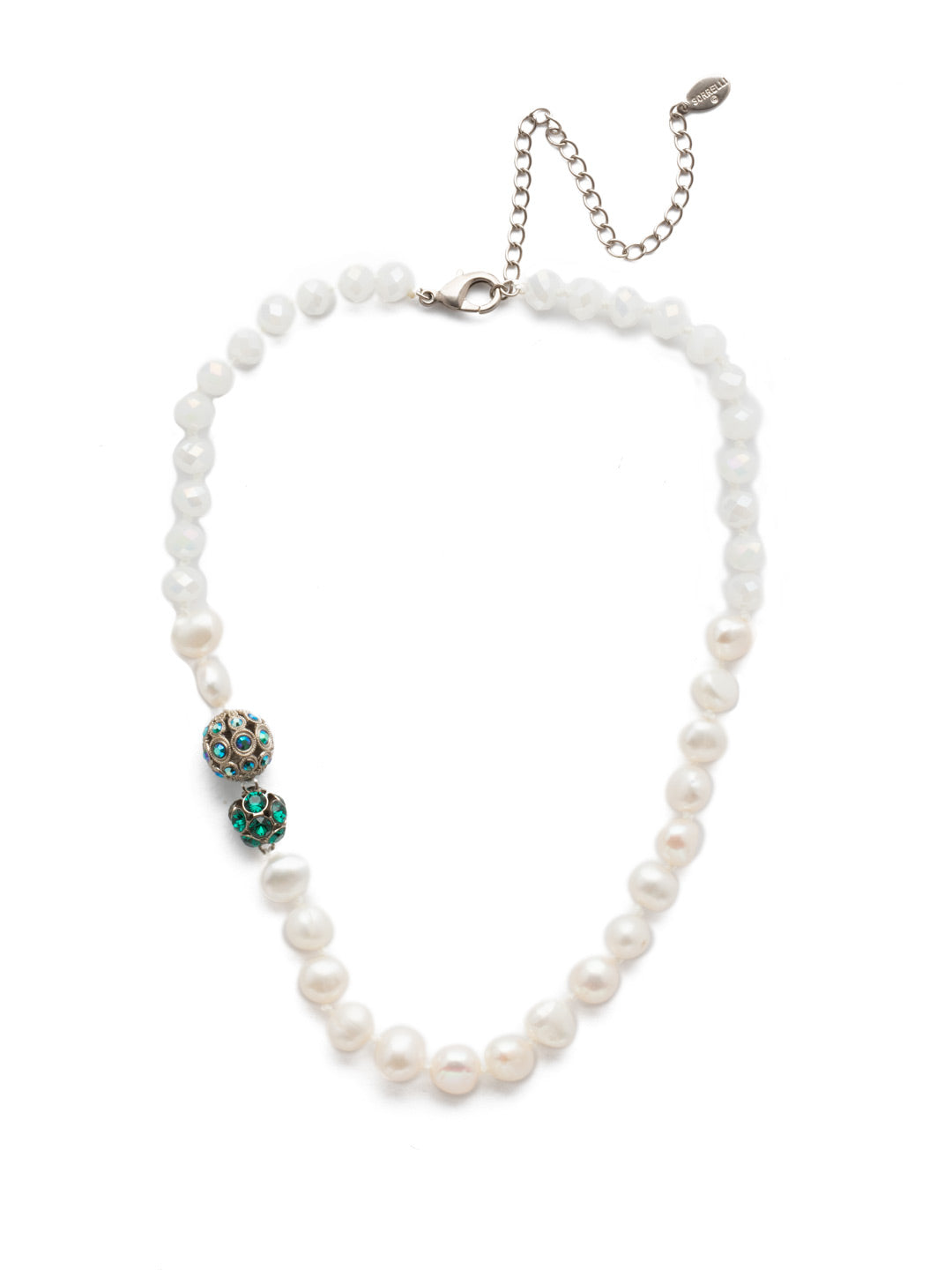 Cailey Tennis Necklace - NEF20ASSNM