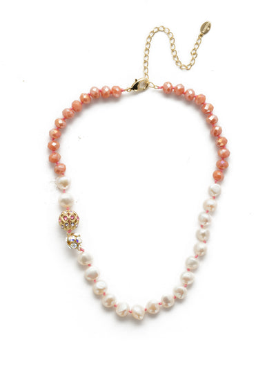 Cailey Tennis Necklace - NEF20BGISS