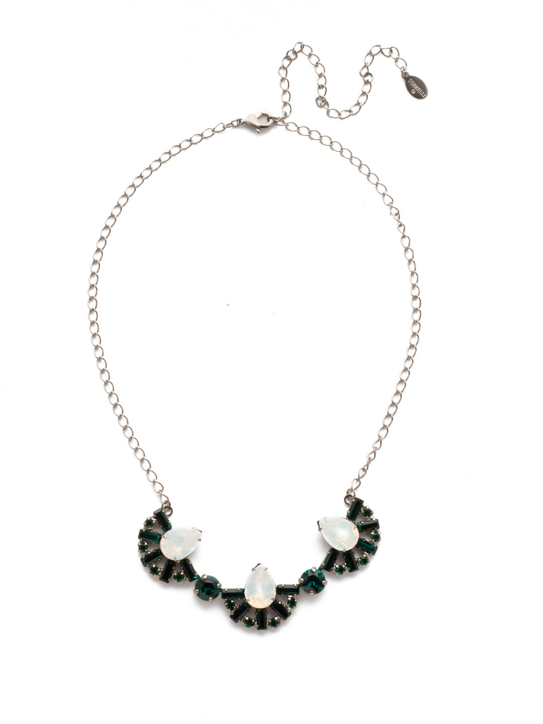 Lysa Bib Necklace - NEF2ASSNM