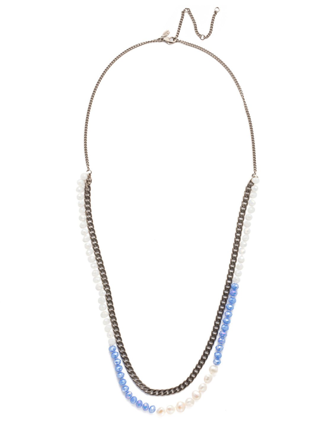 Brienne Long Strand Necklace - NEF42ASGLC