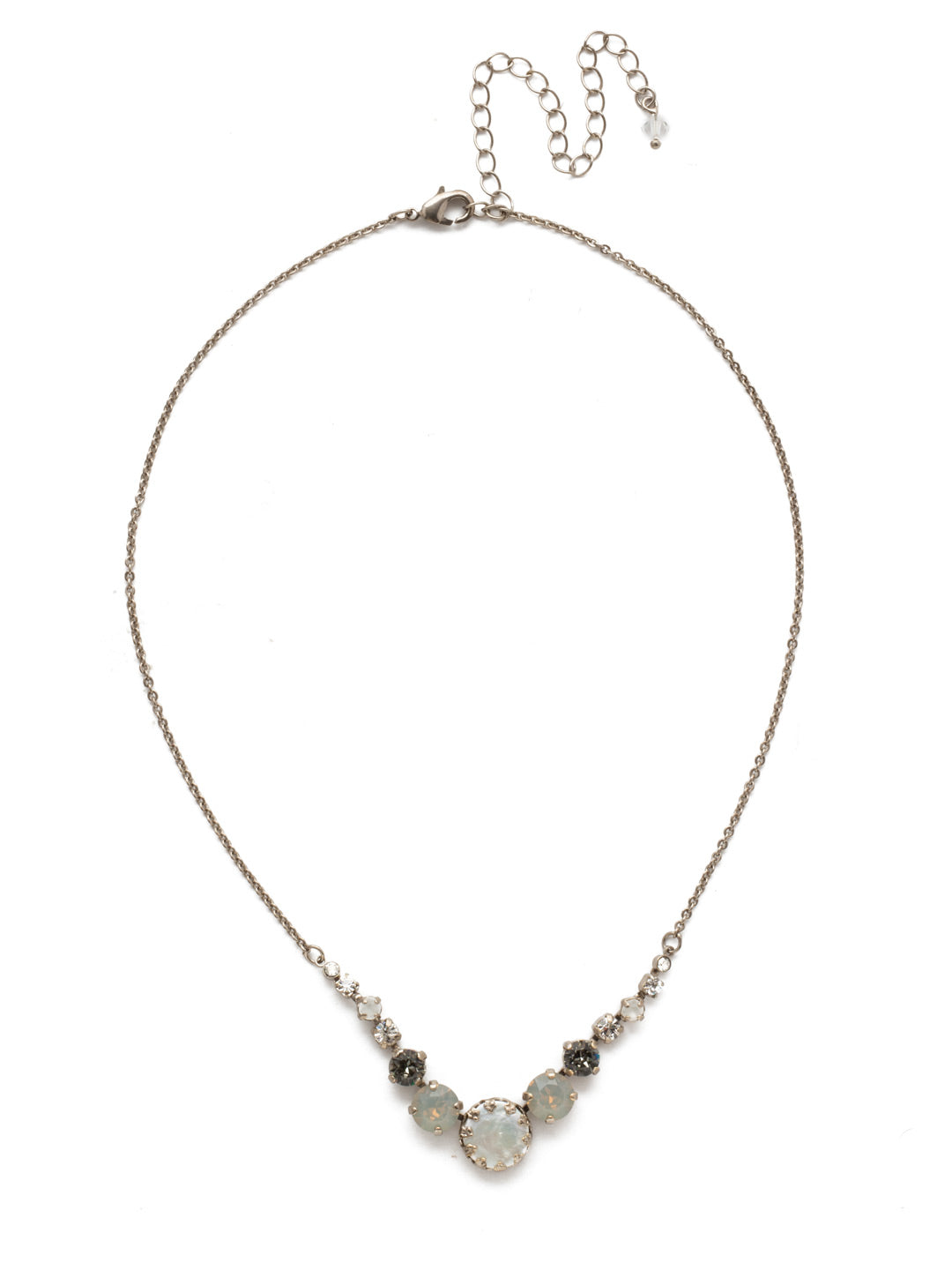 Meera Tennis Necklace - NEF43ASSTC