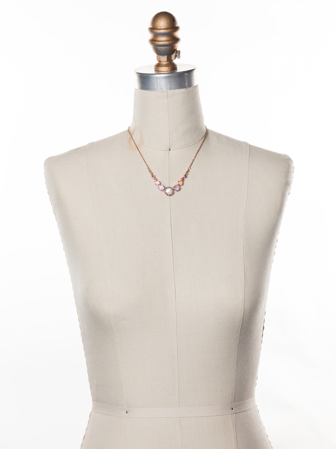 Meera Tennis Necklace - NEF43RGLVP