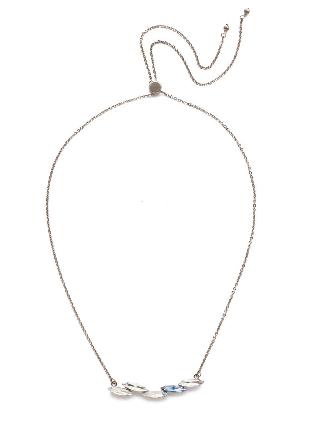 Cersei Tennis Necklace - NEF44ASGLC