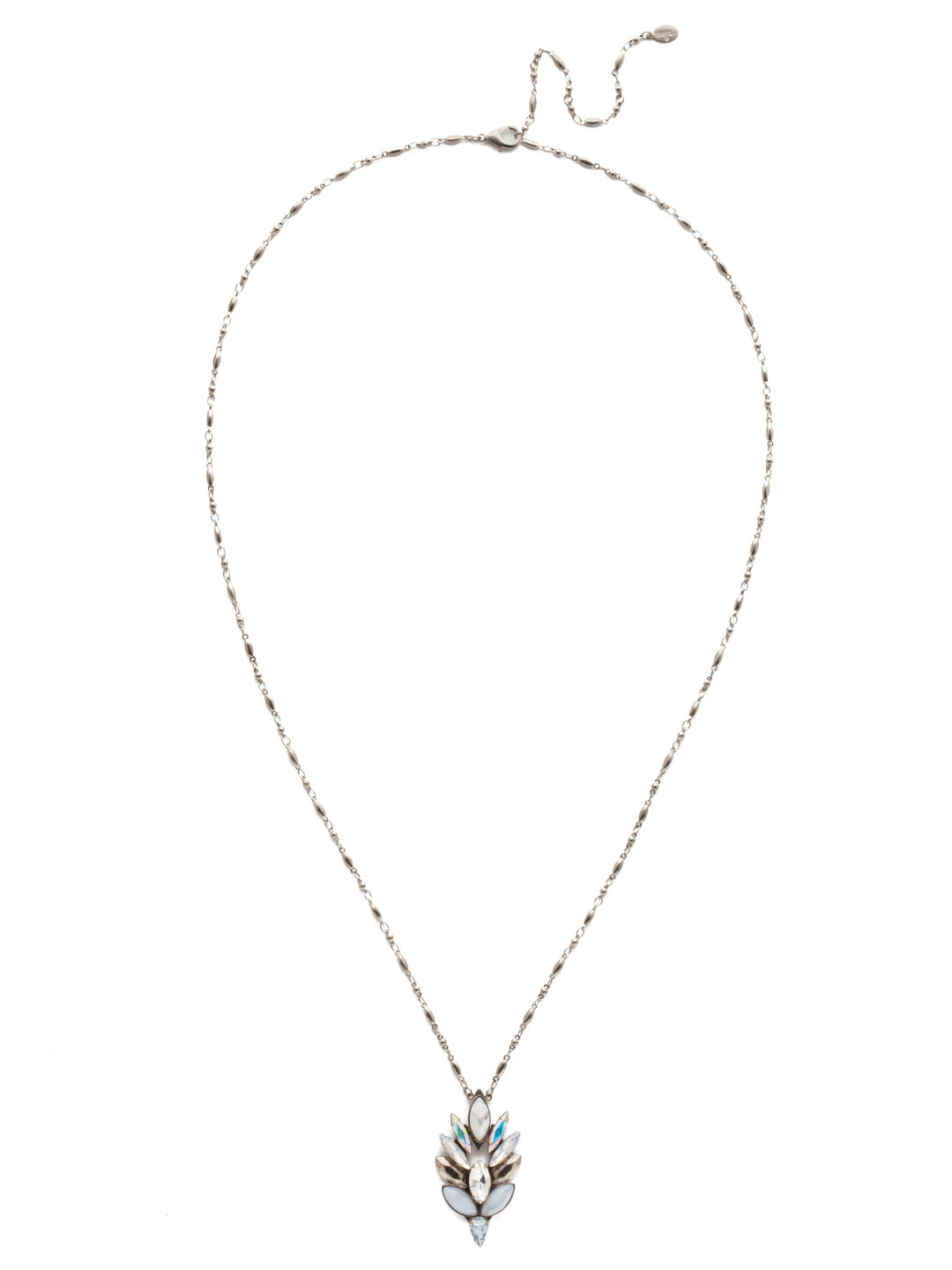 Emilia Pendant Necklace - NEF45ASGLC