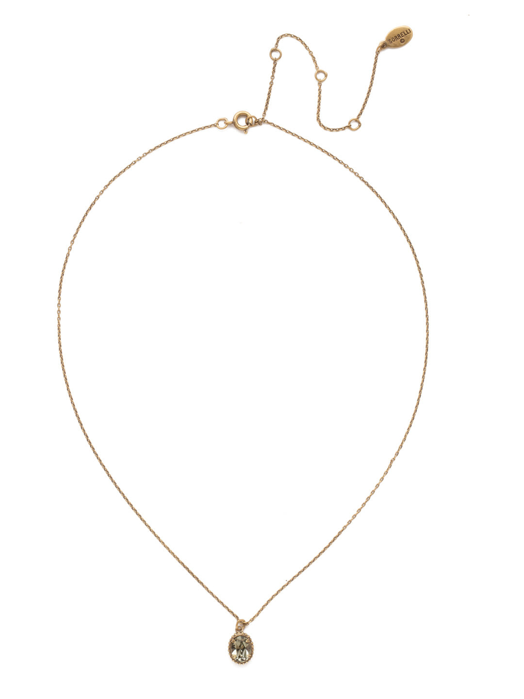 Maisie Pendant Necklace - NEF49AGBD