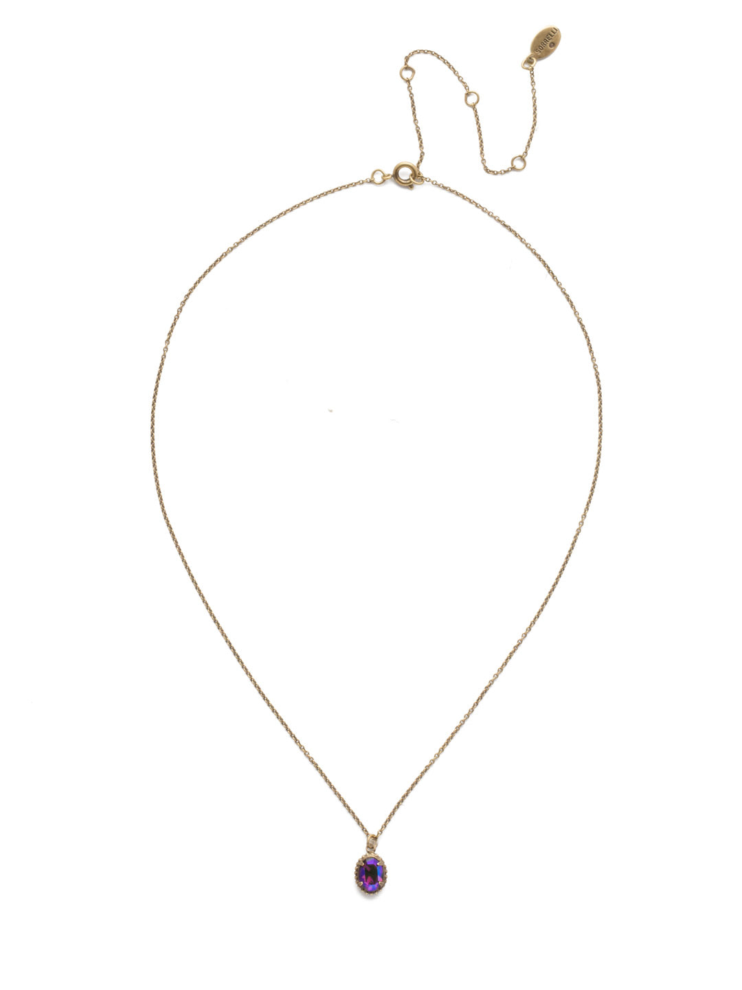 Maisie Pendant Necklace - NEF49AGGOT