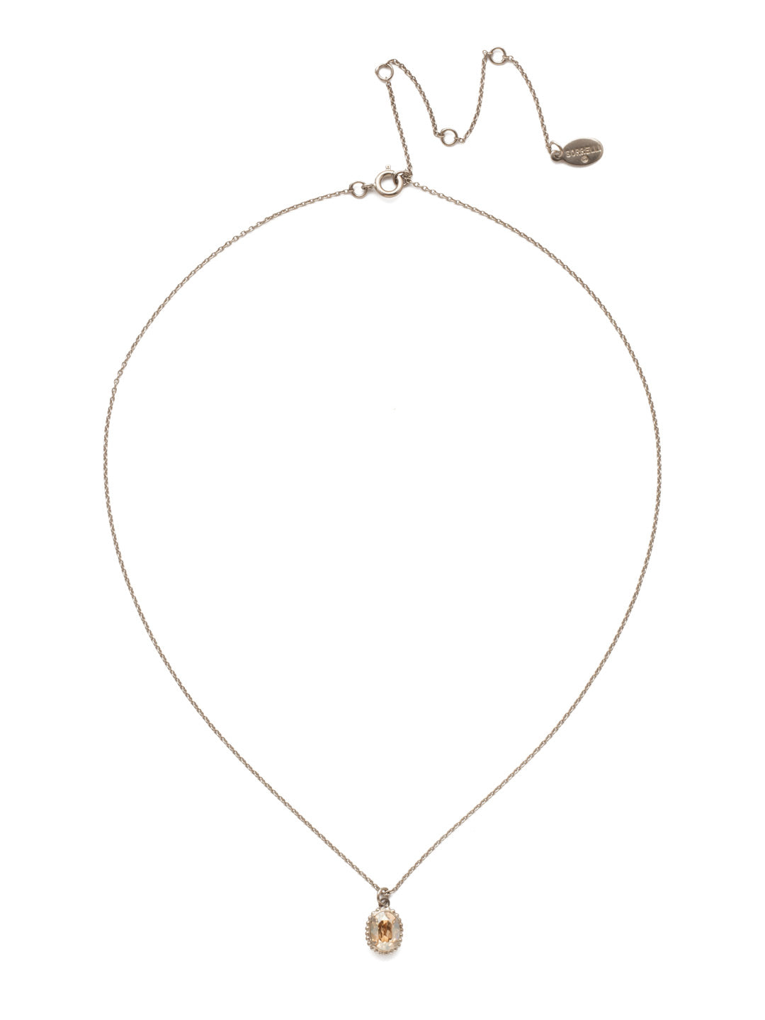 Maisie Pendant Necklace - NEF49ASDCH