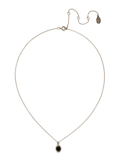 Maisie Pendant Necklace - NEF49ASJET