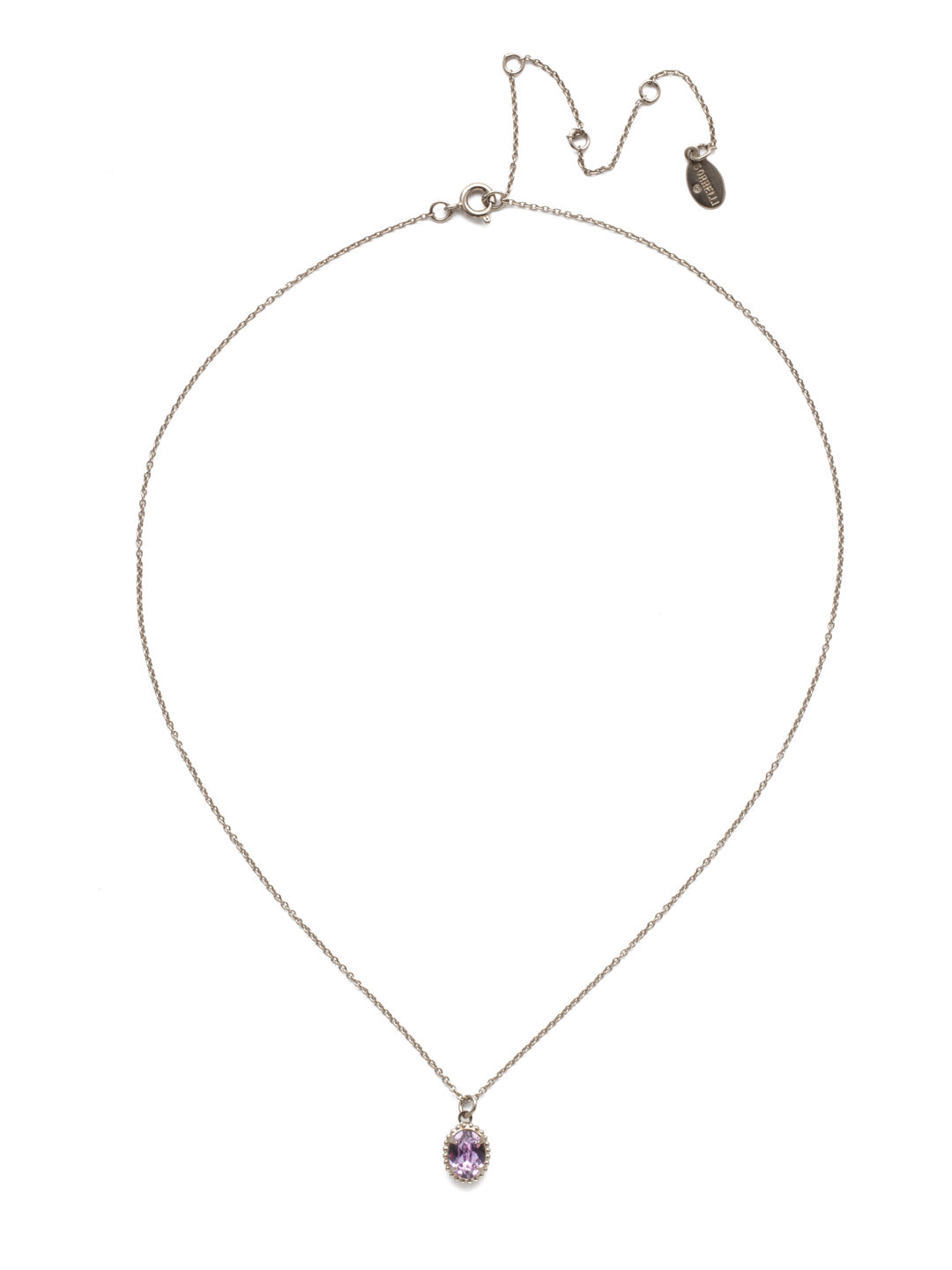 Maisie Pendant Necklace - NEF49ASVI