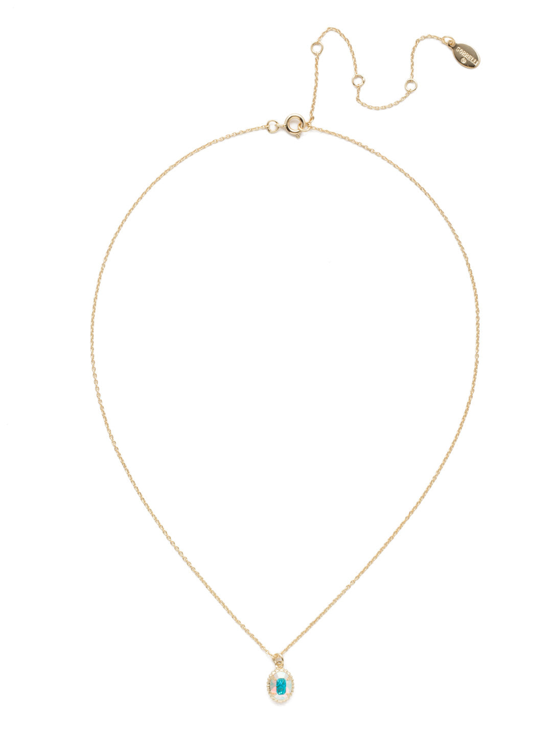 Maisie Pendant Necklace - NEF49BGCAB