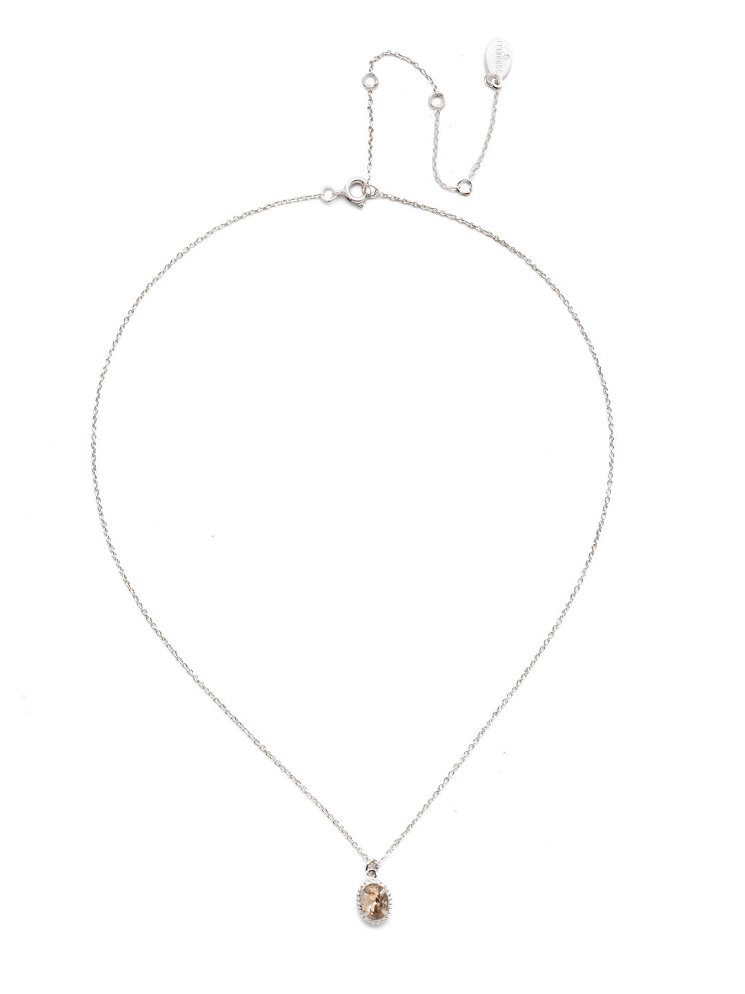 Maisie Pendant Necklace - NEF49RHNTB