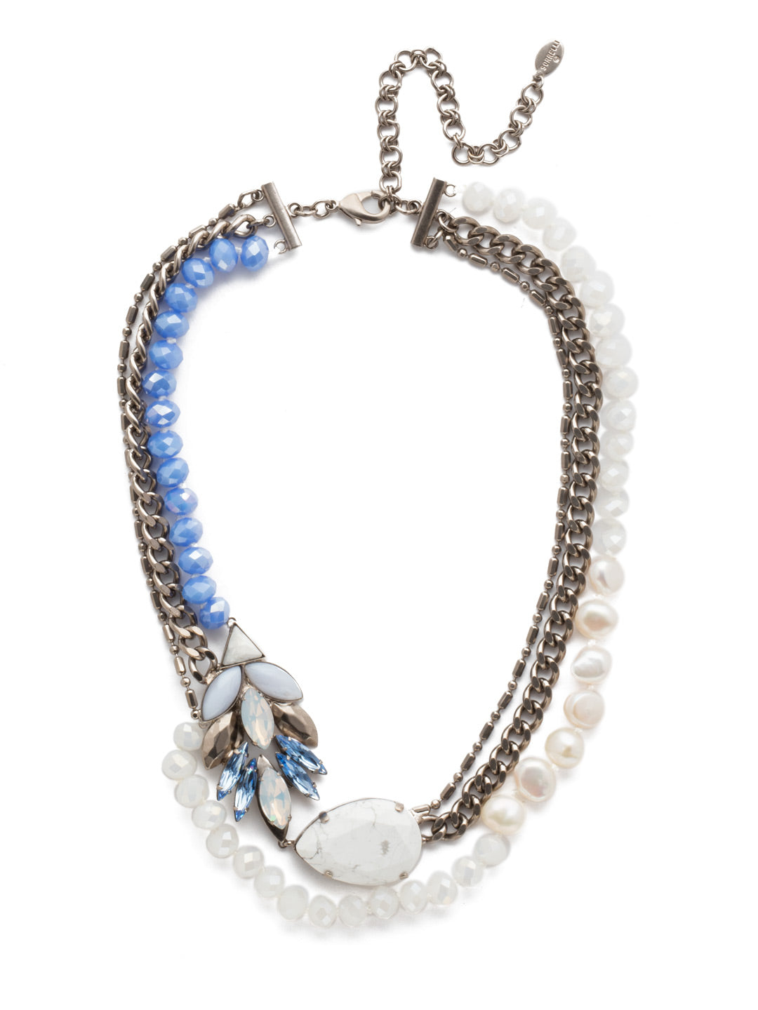 Lillie Classic Necklace - NEF4ASGLC