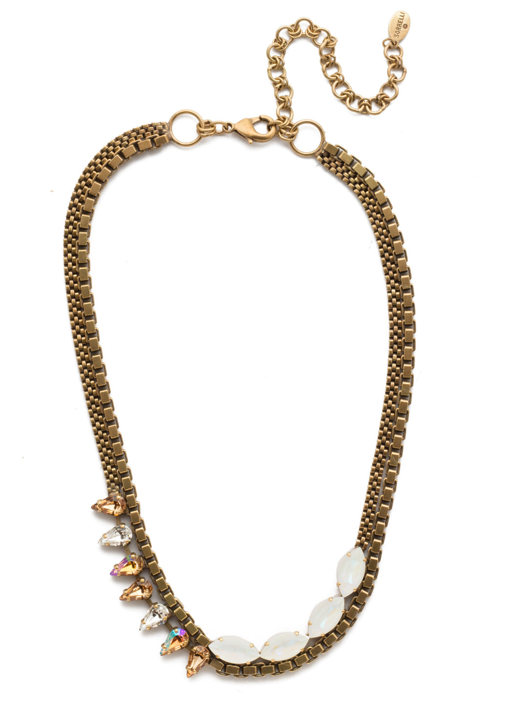 Brienne Statement Necklace - NEF6AGROB