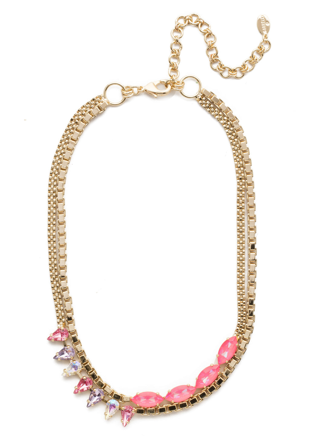 Brienne Statement Necklace - NEF6BGISS