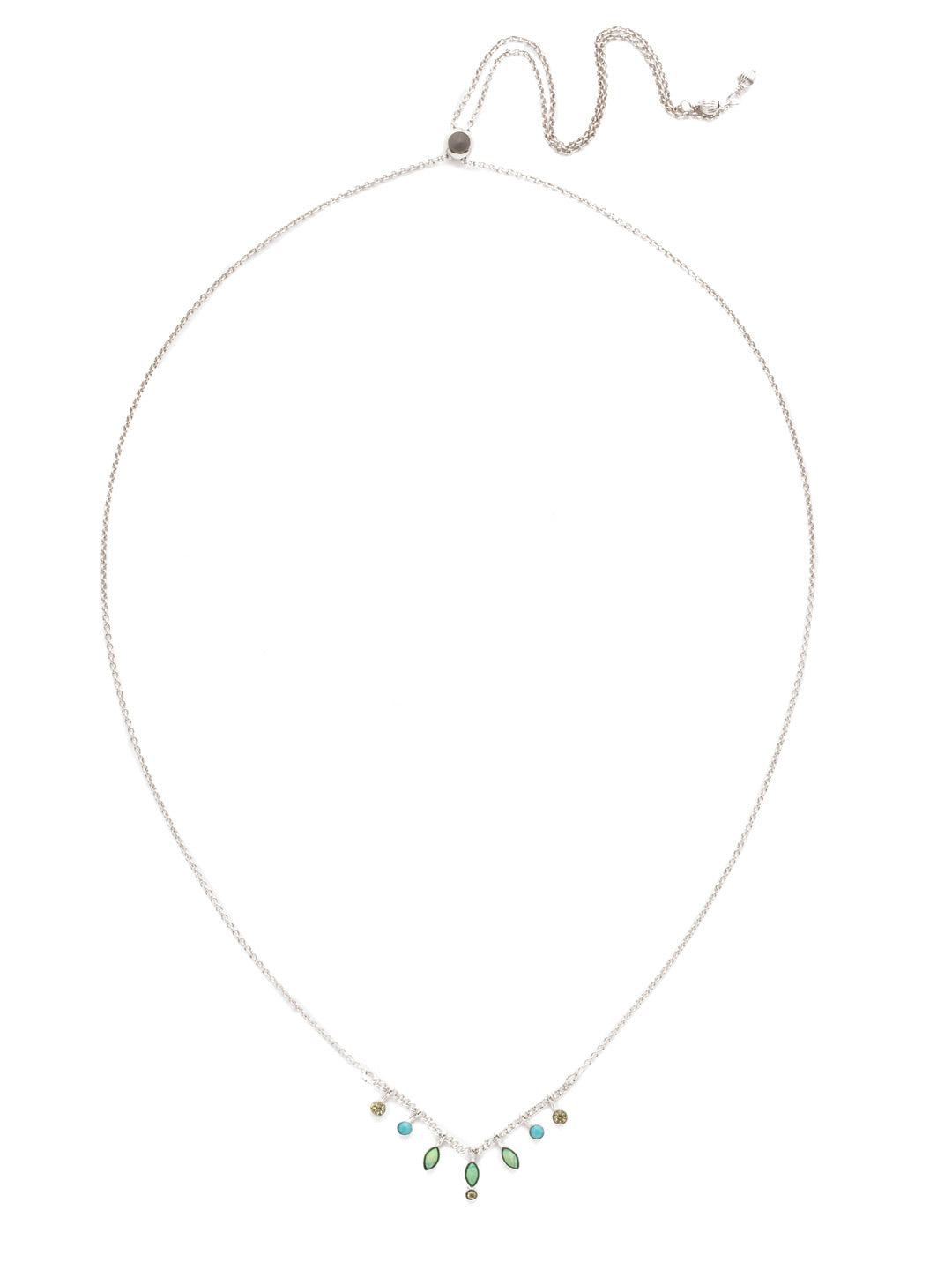 Seaglass Classic Necklace - NEH16RHTHT
