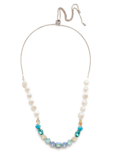 Verona Tennis Necklace - NEH26RHTHT